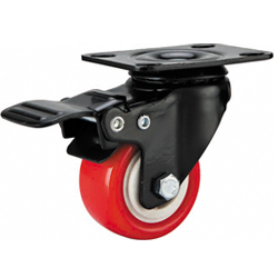Red Casters .